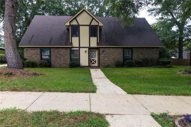 173 Fox Hollow Road, Montgomery, AL 36109 (MLS #479265) :: Buck Realty