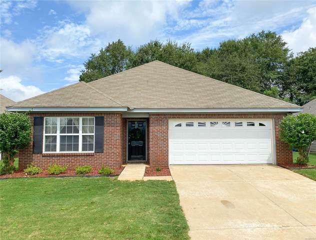 623 Linden Lane, Prattville, AL 36066 (MLS #479266) :: Buck Realty