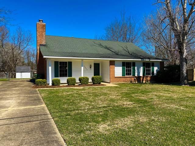 6849 Wampold Road, Montgomery, AL 36116 (MLS #479337) :: Buck Realty