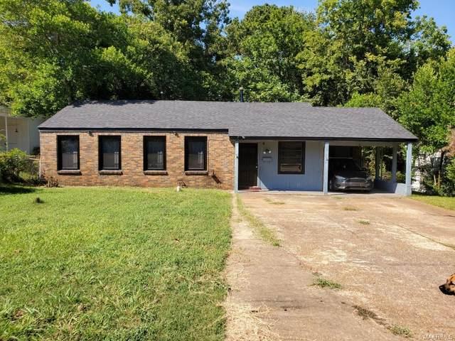 2125 Ester Street, Montgomery, AL 36110 (MLS #479418) :: Buck Realty