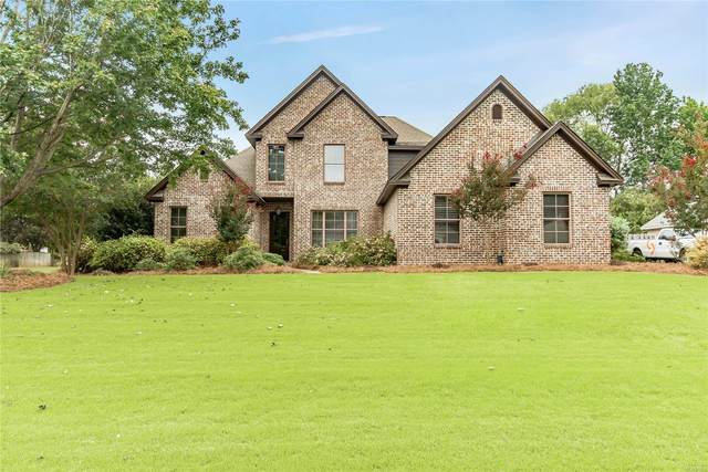 401 Grove Park Loop, Wetumpka, AL 36093 (MLS #479699) :: Buck Realty