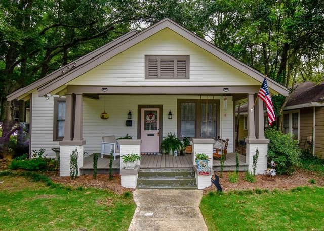 1206 Woodward Avenue, Montgomery, AL 36106 (MLS #479893) :: LocAL Realty