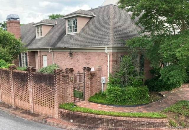 2201 Rosemont Terrace, Montgomery, AL 36111 (MLS #480046) :: Buck Realty