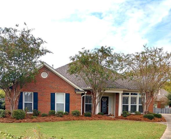 9436 Greythorne Way, Montgomery, AL 36117 (MLS #480214) :: Team Linda Simmons Real Estate