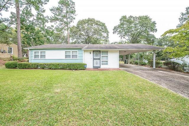 3621 Elmdale Road, Montgomery, AL 36109 (MLS #481547) :: Buck Realty
