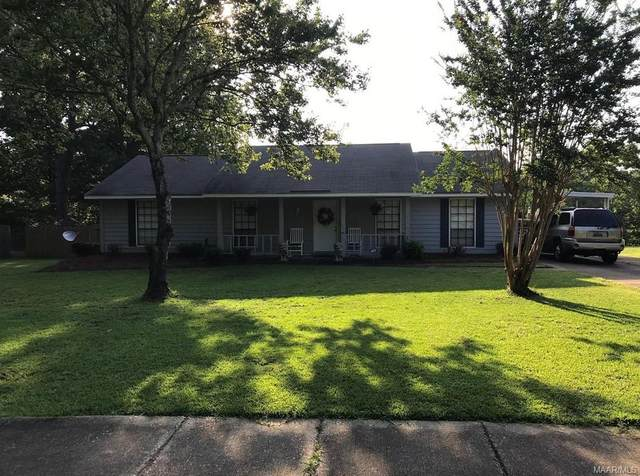 1359 Woodmere Drive, Montgomery, AL 36117 (MLS #481714) :: LocAL Realty
