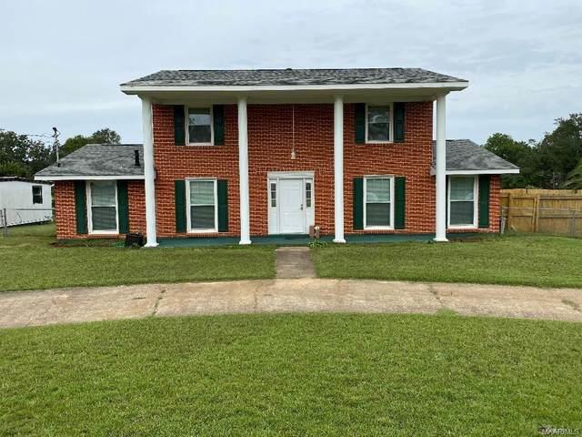 12 Goff Street, Daleville, AL 36322 (MLS #481810) :: Team Linda Simmons Real Estate