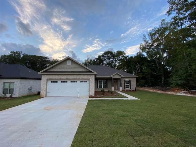 210 Savannah Drive, Enterprise, AL 36330 (MLS #482123) :: Team Linda Simmons Real Estate