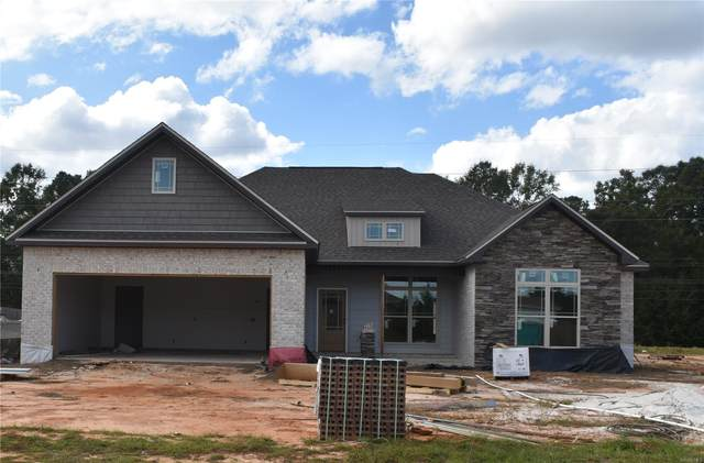 603 Homestead Way, Enterprise, AL 36330 (MLS #483658) :: LocAL Realty