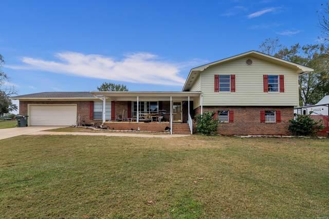 115 Chewalla Drive, Enterprise, AL 36330 (MLS #483812) :: Team Linda Simmons Real Estate