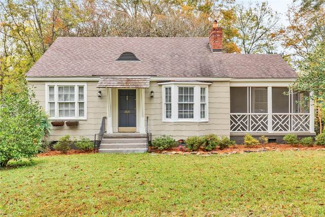 3321 Cloverdale Road, Montgomery, AL 36106 (MLS #484136) :: Buck Realty