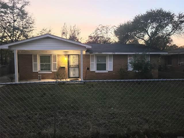 4054 Ardmore Drive, Montgomery, AL 36105 (MLS #484212) :: Buck Realty
