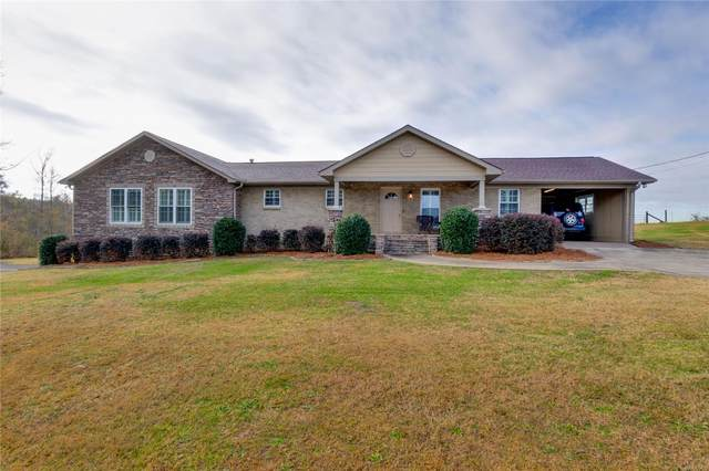 5061 County Road 73, Randolph, AL 36792 (MLS #484391) :: Buck Realty