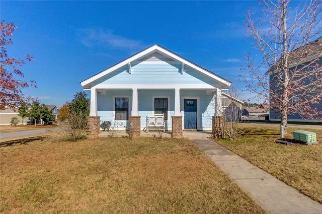 407 Enclave Drive, Calera, AL 35040 (MLS #485583) :: Buck Realty