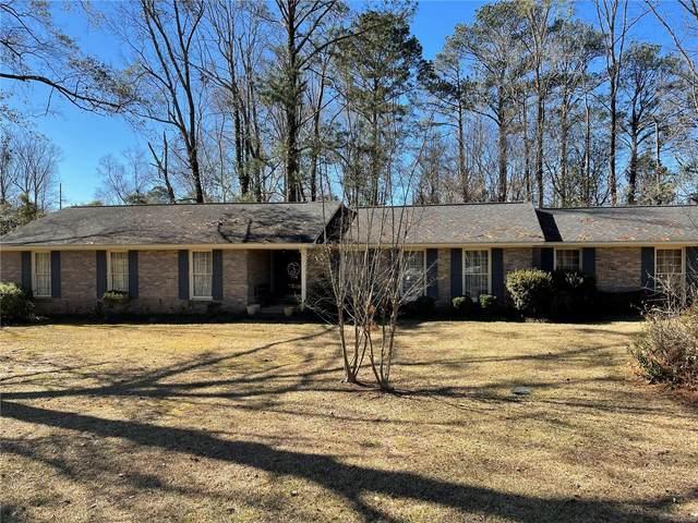 208 W Castlewood Drive, Selma, AL 36701 (MLS #486469) :: LocAL Realty