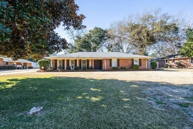 244 Holly Ridge Drive, Montgomery, AL 36109 (MLS #486710) :: LocAL Realty