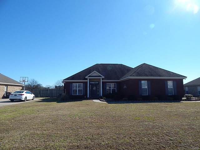 211 Curlee Way, Wetumpka, AL 36092 (MLS #488777) :: LocAL Realty
