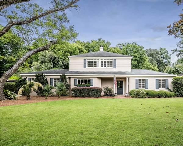 3339 Thomas Avenue, Montgomery, AL 36111 (MLS #491858) :: Buck Realty