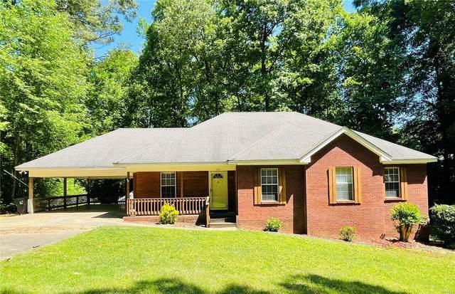 310 Nixon Road, Deatsville, AL 36022 (MLS #492675) :: Buck Realty