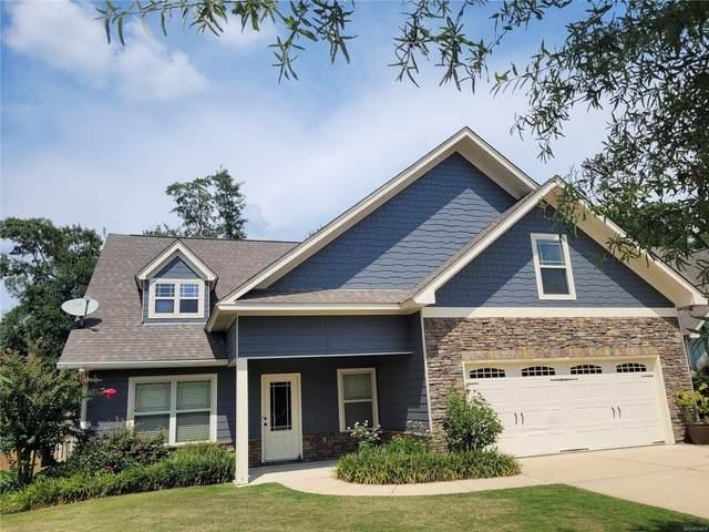 20 N Onyx Court, Pike Road, AL 36064 (MLS #492709) :: Buck Realty