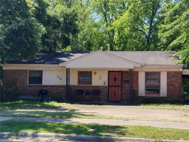 378 Shelly Lane, Montgomery, AL 36110 (MLS #494071) :: LocAL Realty