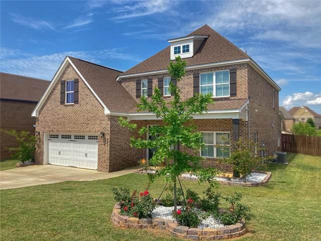521 Jeffrey Street, Prattville, AL 36066 (MLS #494490) :: LocAL Realty