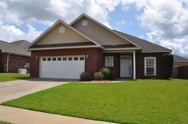 117 Hall Hill Court, Enterprise, AL 36330 (MLS #494664) :: Team Linda Simmons Real Estate