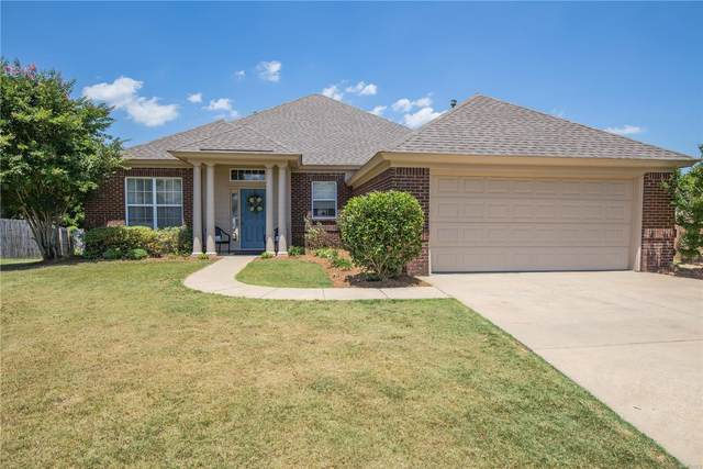 10641 Harcourt Trace, Montgomery, AL 36117 (MLS #494801) :: LocAL Realty