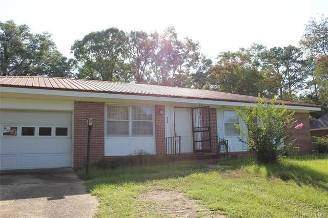 713 Plaza Drive, Enterprise, AL 36330 (MLS #496151) :: Team Linda Simmons Real Estate
