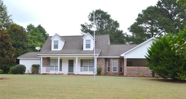 2430 County Rd 85, Deatsville, AL 36022 (MLS #496535) :: Buck Realty