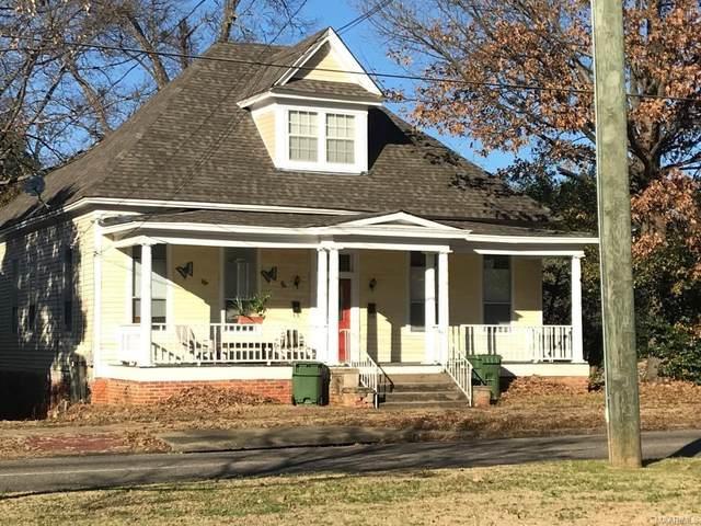 1815 Highland Avenue, Montgomery, AL 36107 (MLS #496690) :: Buck Realty