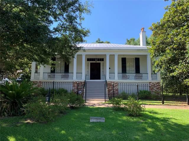603 Alabama Avenue, Selma, AL 36701 (MLS #496944) :: Buck Realty