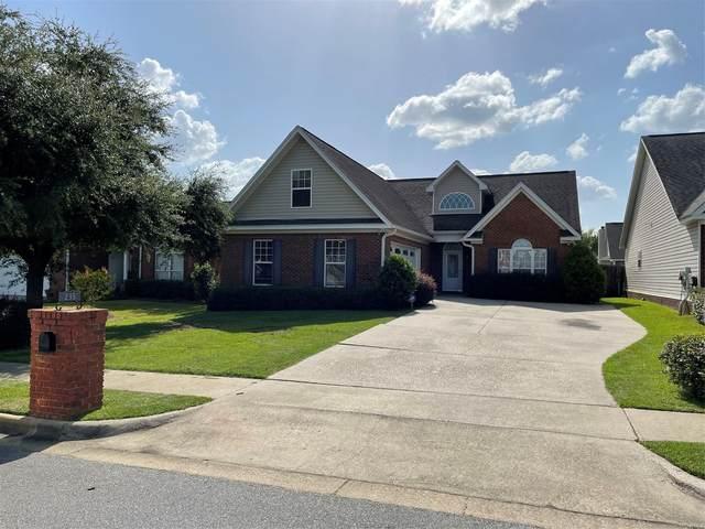 235 Princeton Drive, Dothan, AL 36301 (MLS #498819) :: Buck Realty