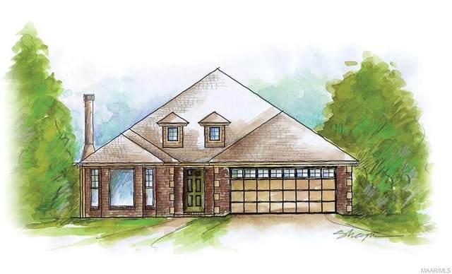 9931 Bluestone Circle, Pike Road, AL 36064 (MLS #499177) :: Buck Realty