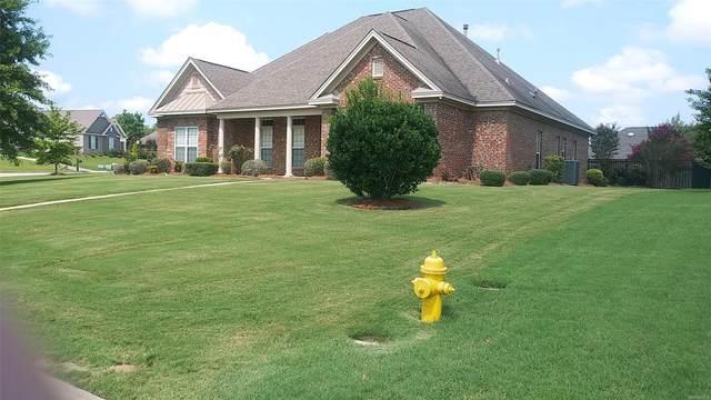 5501 Sienna Circle, Montgomery, AL 36117 (MLS #499939) :: LocAL Realty