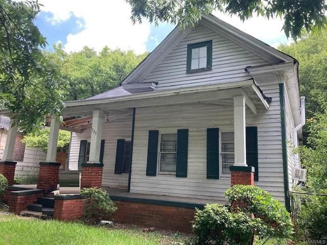333 Boyce Street, Montgomery, AL 36107 (MLS #501226) :: Buck Realty