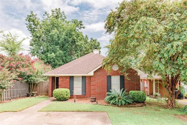 1725 Meadow Oak Court, Montgomery, AL 36117 (MLS #501648) :: Buck Realty