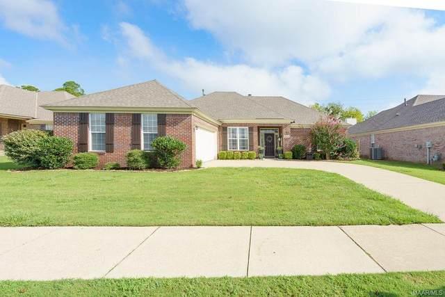 8333 Grayson Grove, Montgomery, AL 36117 (MLS #502960) :: Buck Realty