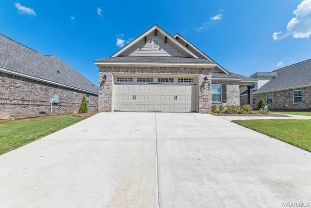5845 Blevins Circle, Montgomery, AL 36116 (MLS #503126) :: LocAL Realty