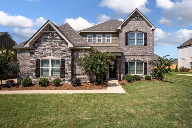 1329 Witherspoon Drive, Prattville, AL 36066 (MLS #503326) :: Buck Realty