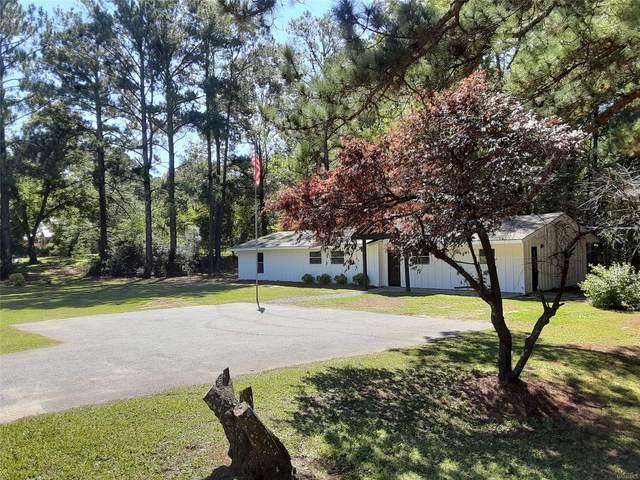 825 Kowaliga Road, Eclectic, AL 36024 (MLS #503390) :: Buck Realty
