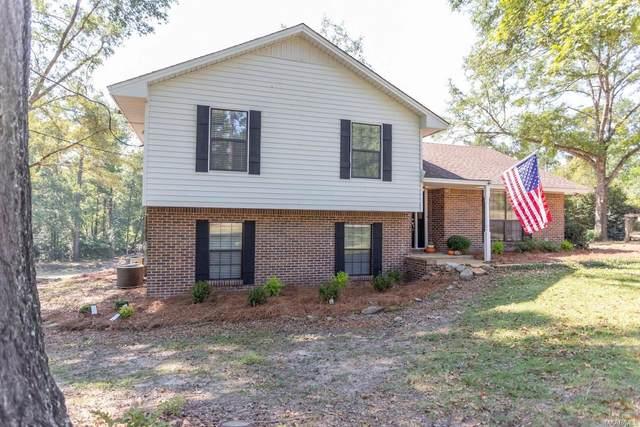 341 Ridgedale Lane, Deatsville, AL 36022 (MLS #504015) :: Buck Realty