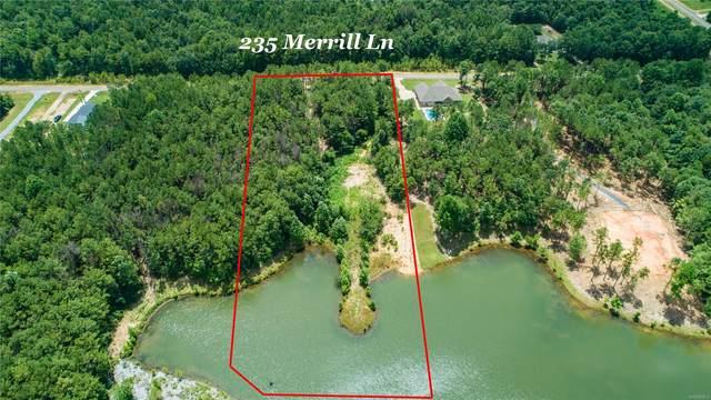 235 Merrill Lane, Deatsville, AL 36022 (MLS #505738) :: Buck Realty