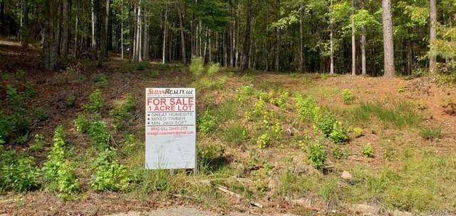 80 Woodhill Trace, Wetumpka, AL 36092 (MLS #439628) :: Buck Realty