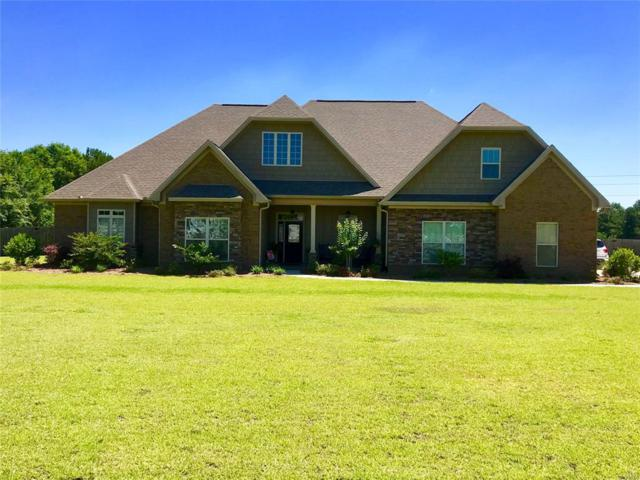 1463 County Road 537 ., Enterprise, AL 36330 (MLS #452455) :: Team Linda Simmons Real Estate