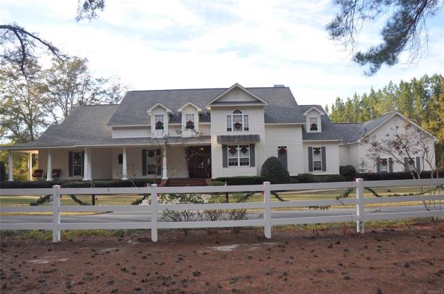 3859 Cherokee Trail, Tallassee, AL 36078 (MLS #461526) :: Buck Realty