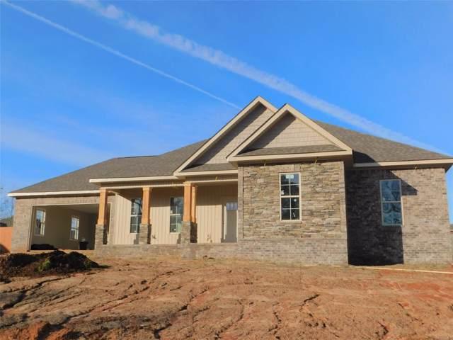 219 Clearview Drive, Enterprise, AL 36330 (MLS #463657) :: Team Linda Simmons Real Estate