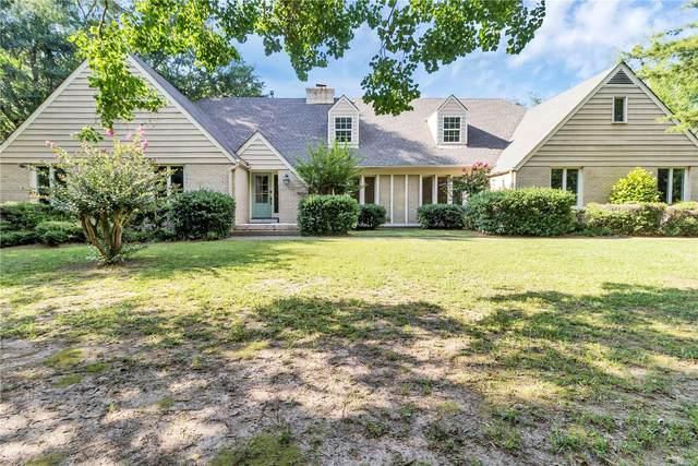 6121 Monticello Drive, Montgomery, AL 36117 (MLS #468522) :: Buck Realty