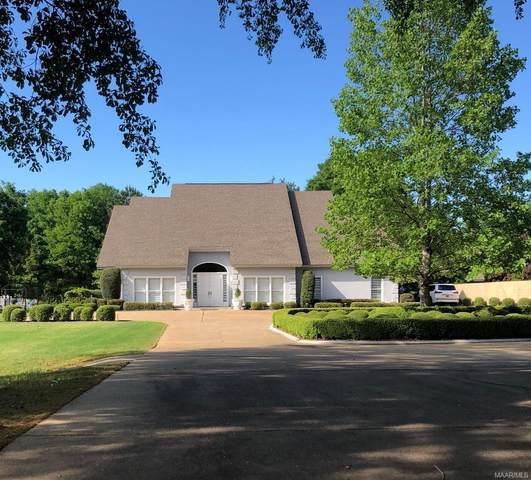 6255 Oliver Drive, Montgomery, AL 36117 (MLS #470720) :: Buck Realty