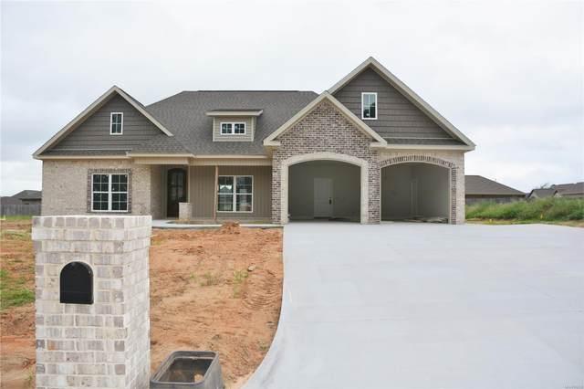 222 County Road 753, Enterprise, AL 36330 (MLS #476941) :: Buck Realty